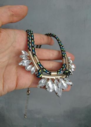 Колье подвеска ожерелье