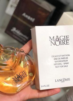 Lancome magie noir eau de parfum 100ml тестер