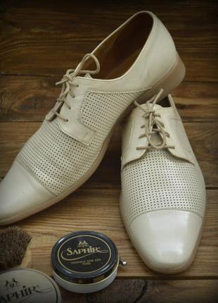 Отличные мужские туфли