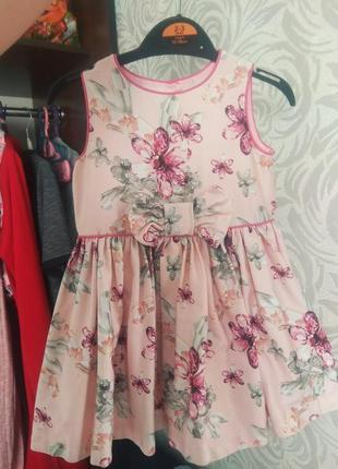 Красивое платье ted baker