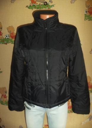 Куртка на синтепоне clockhouse