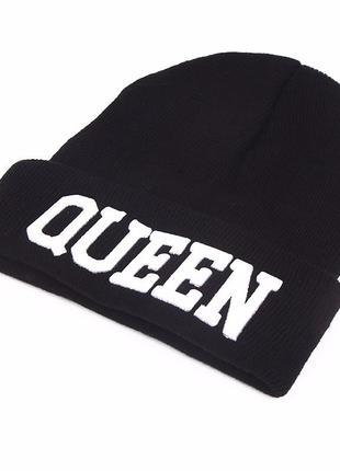13-32 мега-крута стильна модна шапка queen5 фото