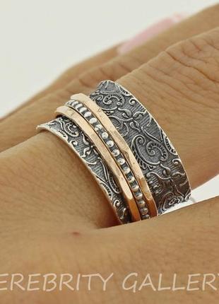 10% скидка - подписчикам! кольцо серебряное размер 19. i 101060 19