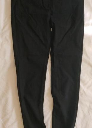 Штаны, имитация джинс.