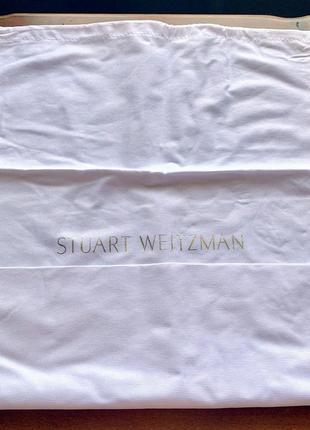 Stuart weitzman пыльник (от ботфорт) оригинал