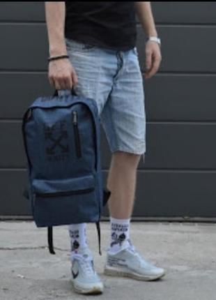 Рюкзак молодежный off white2 фото