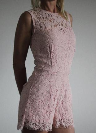 Супер комбинезон нежно розового цвета. размер s. цена 200 грн  тел. 097-440-72-68 юлія