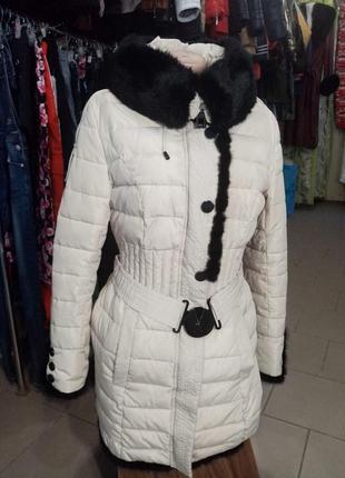 Офигенное женское пальто синтепон качество и состояние супер ☝️💎италия❣️