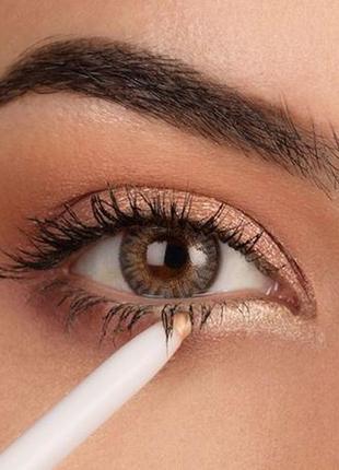 Maybelline карандаш для глаз\maybelline  lasting drama light eyeliner shiny bronze