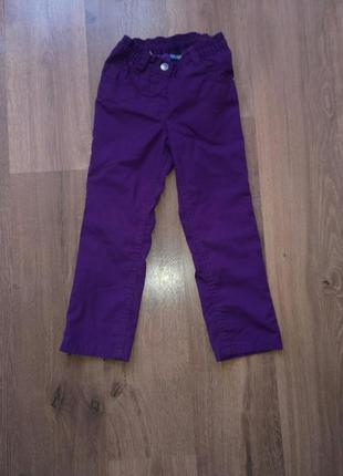Утепленные брюки джинсы штаны