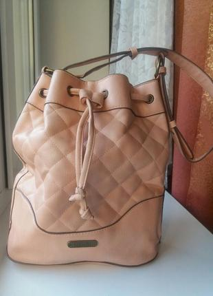 Сумка faberlic в форме рюкзачка