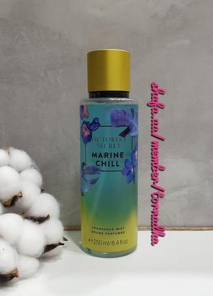 Мист для тела виктория сикрет - marine chill (сша)