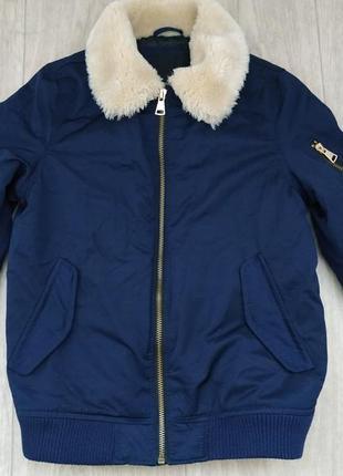 Куртка (деми) на 7-8 лет