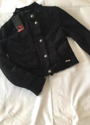 Шерпа облегчённая дубленка с мехом бархатная куртка на меху sarah chole