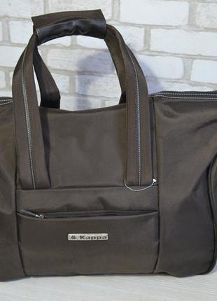 Шикарная дорожная сумка от kappa 💯