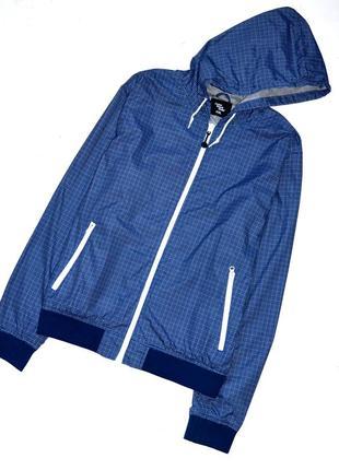 Cedarwood state. классная куртка  ветровка на подкладе. ххл