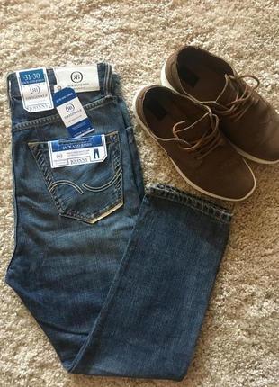 Нові джинси jack & jones w31/l30