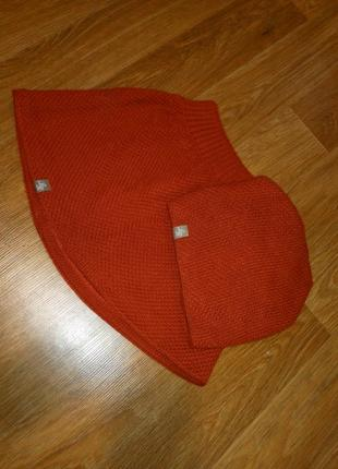 Шапка   шарф-хомут