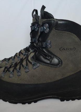 Треккинговые ботинки aku gore-tex eur 42