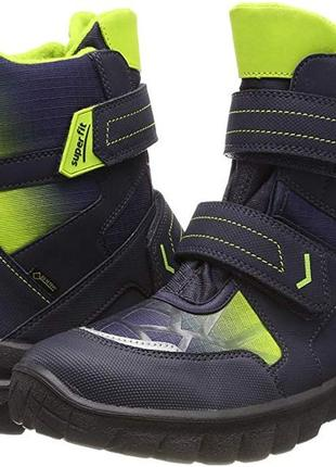 Зимние ботинки  supеrfit polux