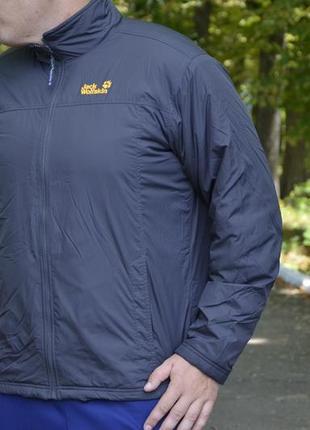 Куртка подклад jack wolfskin
