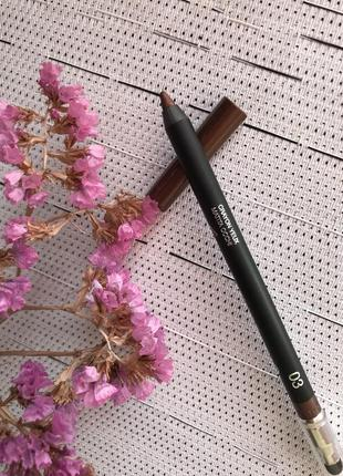 Стійкий олівець для очей intense coloure 03 pearly bronze