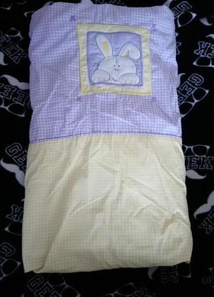 Одеяло зайчик