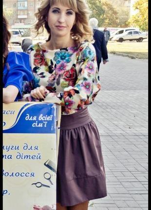Платье весна - осень