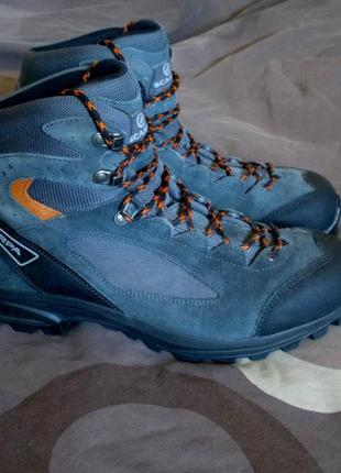 Ботинки scarpa peak gtx gore-tex vibram 43р