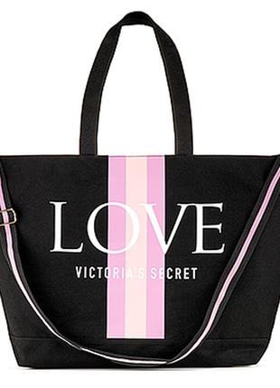 Сумка victoria's secret оригинал, шоппер виктория сикрет