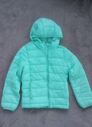 Куртка утеплена на 12-13 р синтепух