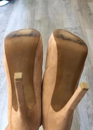 Туфли на каблуке3 фото
