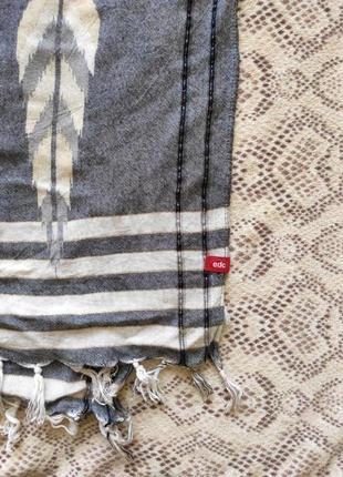 Стильный платок, арафатка, шарф esprit
