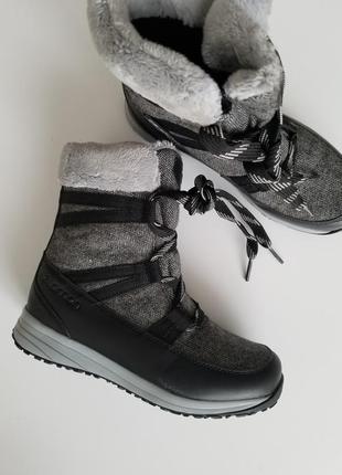 Ботинки (черевики, сапоги, чоботи) salomon heika cs wp, 36розмір