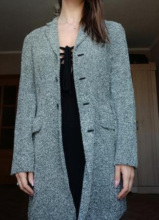 Длинный пиджак (пальто)