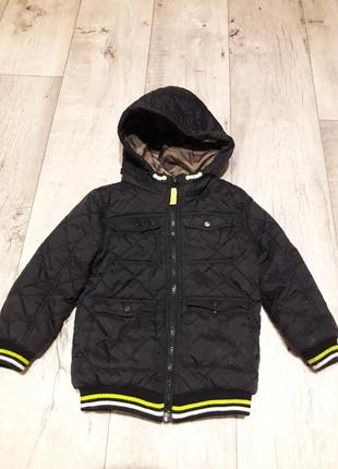 Куртка на 3-4гг весна осень george 98-104