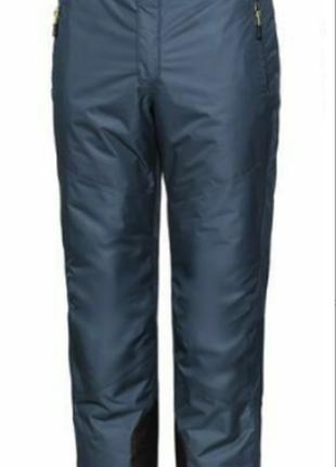 Лыжные штаны crivit германияthinsulate темно синие