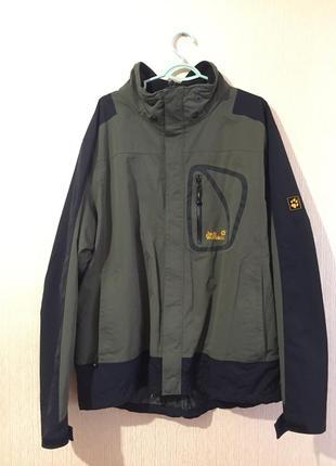 Jack wolfskin куртка xl