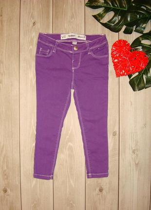 2-3 года джинсы скинни