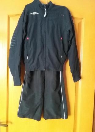Спортивный костюм umbro 8-10 лет 134-146 cм