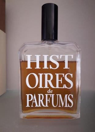 Роскошный нишевый аромат histoires de parfums tubereuse 3 animale, 100 мл из 120