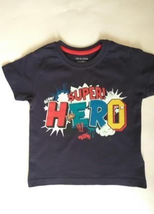 Распродажа!!! стильная футболка от английского бренда primark
