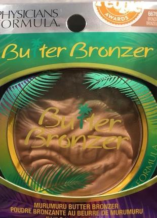 Новый бронзер / бронзатор physicians formula butter bronzer