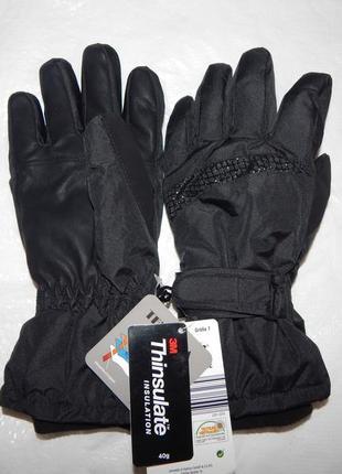 Зимние термо перчатки crane insulation