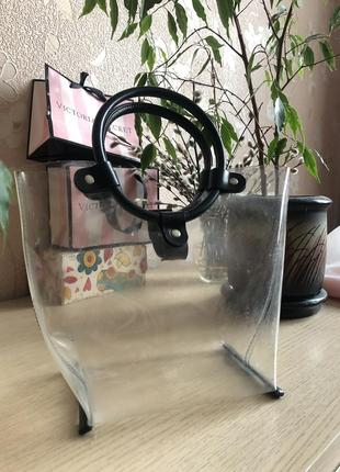 Прозрачна сумка