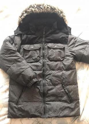 Зимняя куртка на 13-14 лет