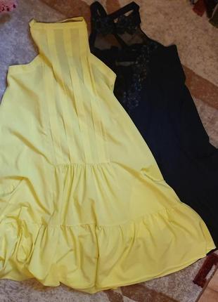Сарофан -платье.от известного бренда ...распрадажи на товар лето💫