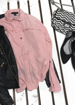 Пудрова блуза