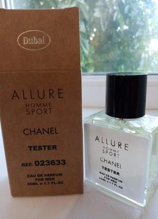 Духи allure homme sport