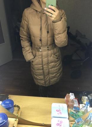 Пуховик зимове пальто